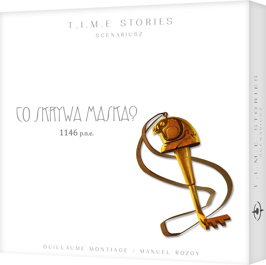 T.I.M.E Stories: Tajemnica Maski