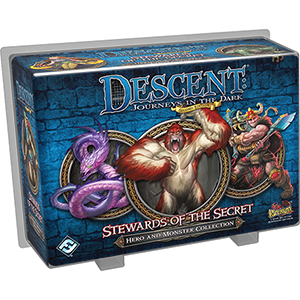 Descent: Stewards of the Secret