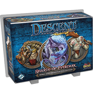 Descent 2nd edition: Shards of Everdark