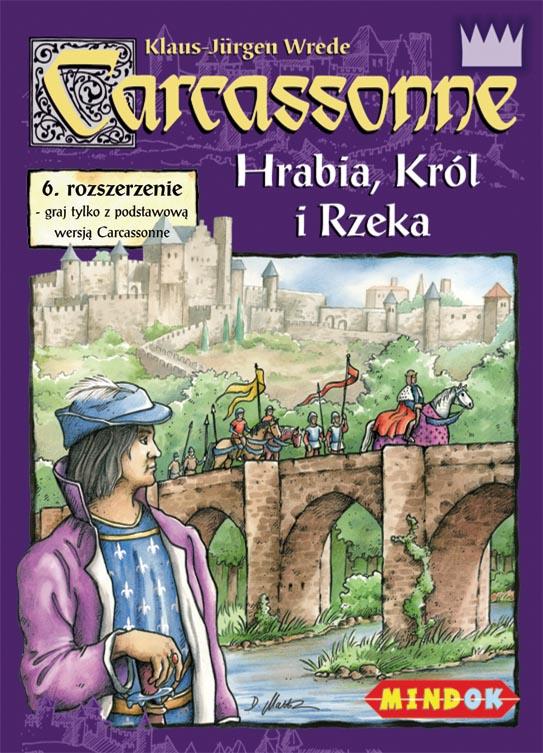 Carcassonne: Hrabia, król i rzeka (edycja polska)