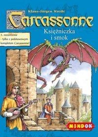 Carcassonne: Księżniczka i smok (polska edycja)