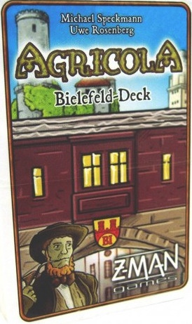 Agricola: Bielefeld-Deck