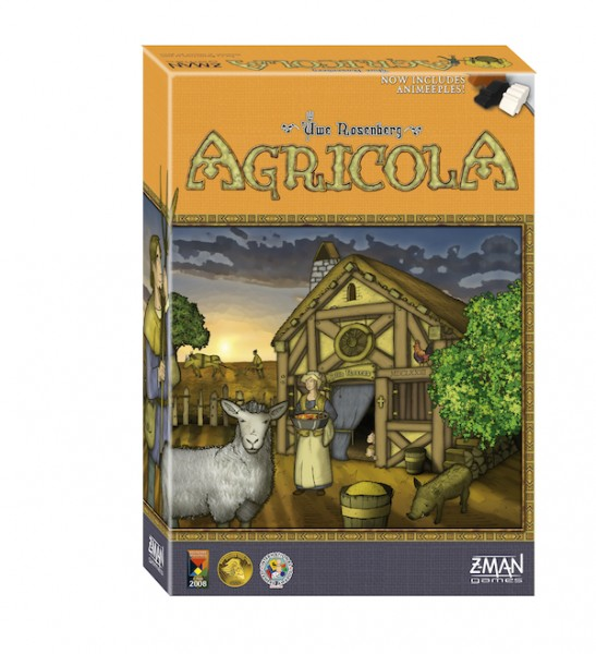 Agricola (wersja angielska)