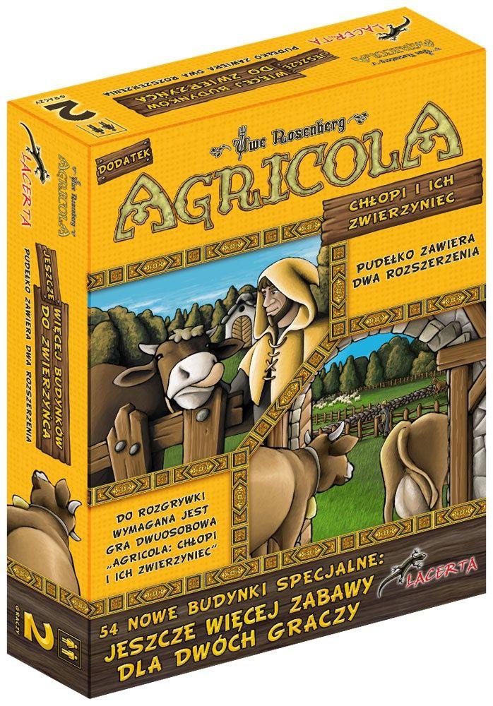 Agricola: Chłopi i ich zwierzyniec - Jeszcze więcej budynków