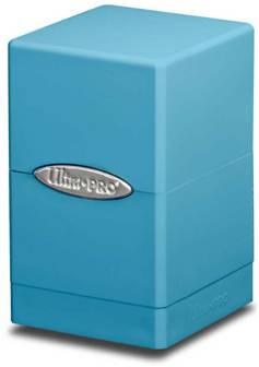 Deck Box - Satin Tower - Light Blue