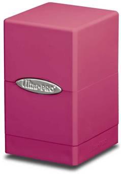 Deck Box - Satin Tower - Bright Pink