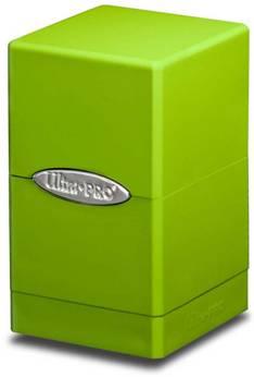 Deck Box - Satin Tower - Lime Green