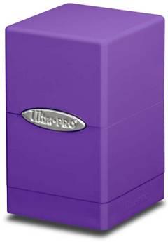 Deck Box - Satin Tower - Purple