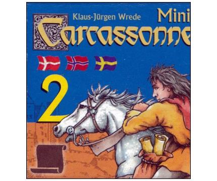Carcassonne Mini 2 - edycja skandynawska