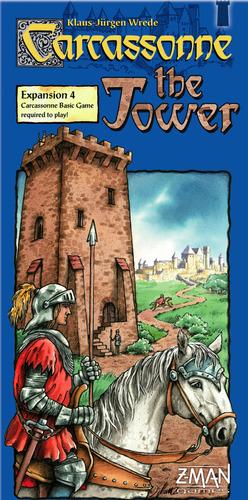 Carcassonne: Wieża (edycja skandynawska)