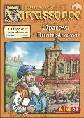 Carcassonne: Opactwo i Burmistrz (edycja polska)