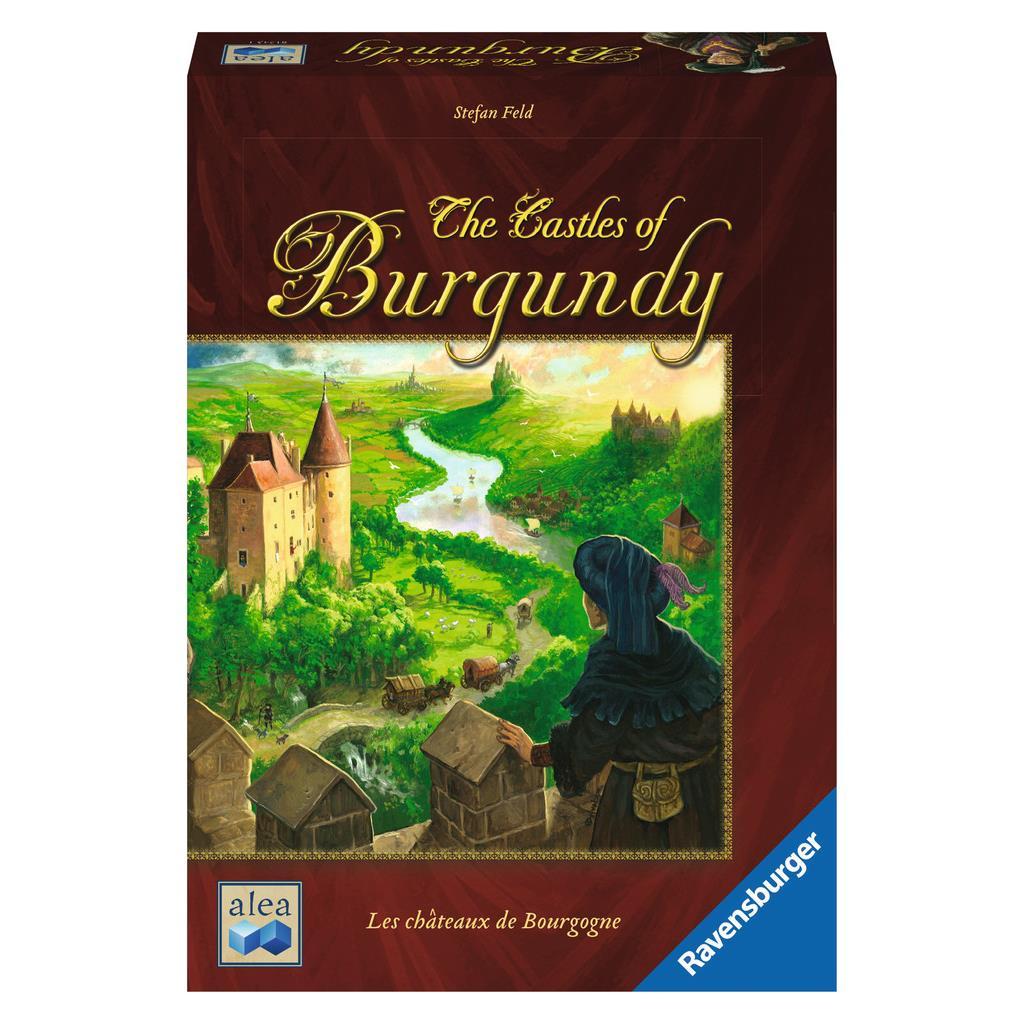 Zamki Burgundii (wydanie europejskie)