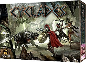 Cyklady: Hades (polskie wydanie)