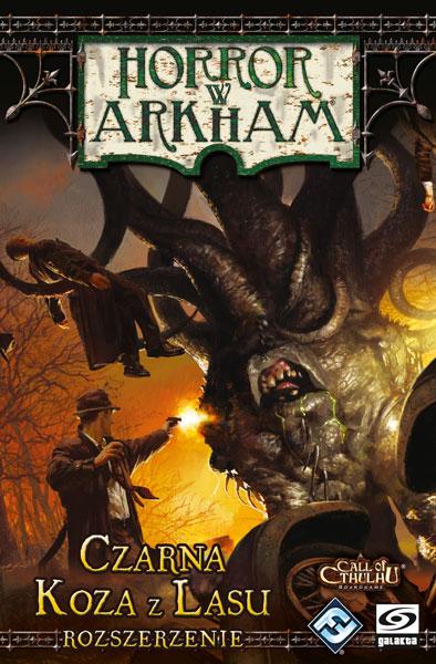 Horror w Arkham - Czarna Koza z Lasu