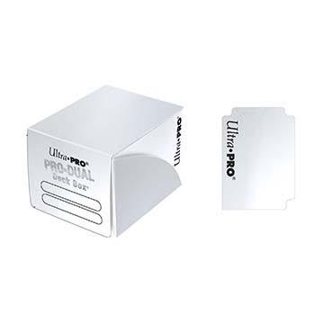 Deck Box PRO DUAL Small - White