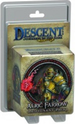 Descent: Alric Farrow Lieutenant Pack