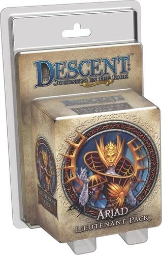 Descent: Ariad Lieutenant Pack