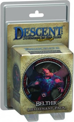 Descent: Belthir Lieutenant Pack