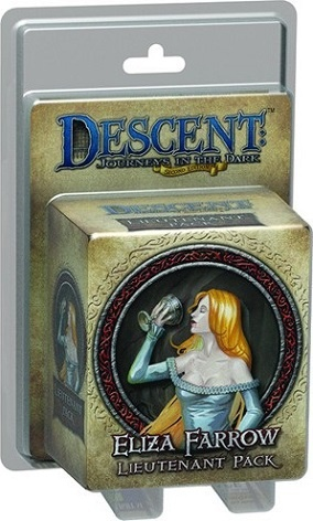 Descent: Eliza Farrow Lieutenant Pack