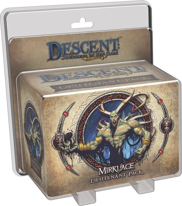 Descent: Gargan Mirklace Lieutenant