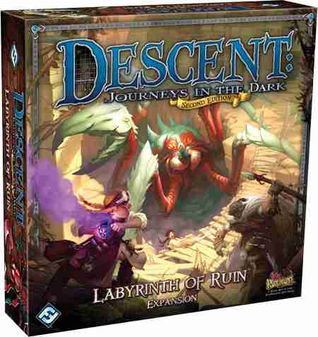 Descent: Labyrinth of Ruin