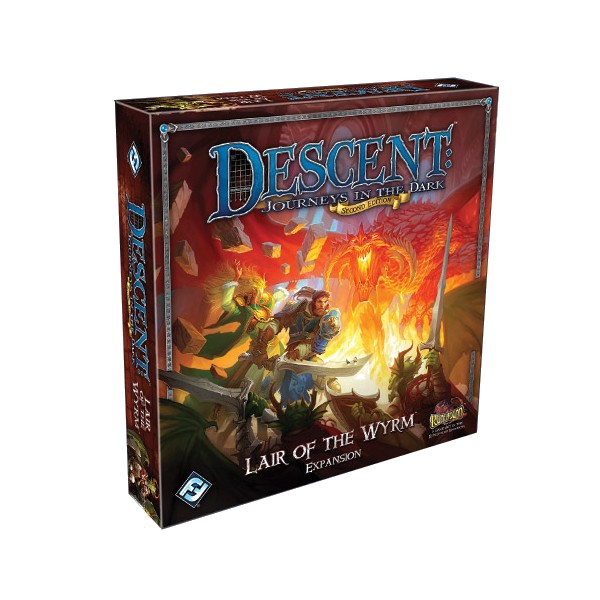 Descent: Journeys in the Dark: Lair of the Wyrm