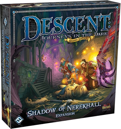 Descent: Shadow of Nerekhall
