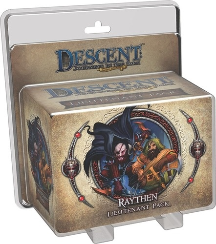 Descent: Raythen Lieutenant Pack