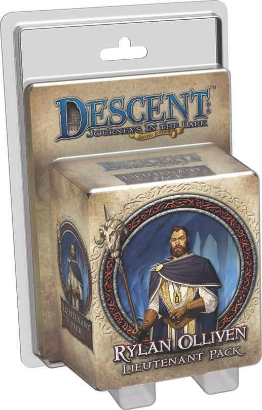 Descent: Rylan Olliven Lieutenant