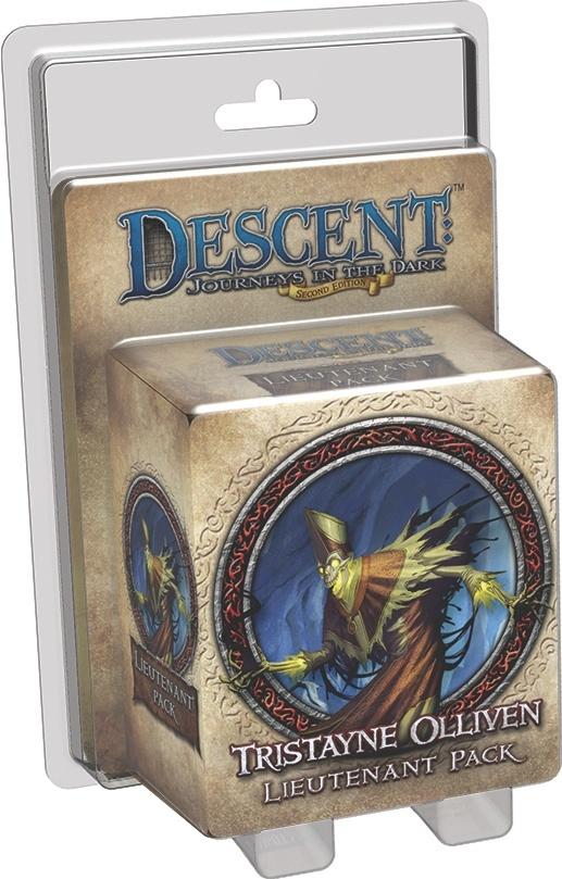 Descent: Tristayne Olliven Lieutenant