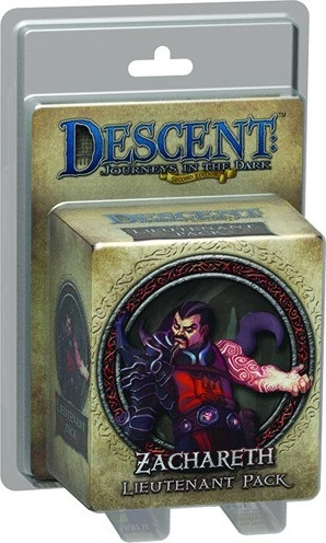 Descent: Zachareth Lieutenant Pack