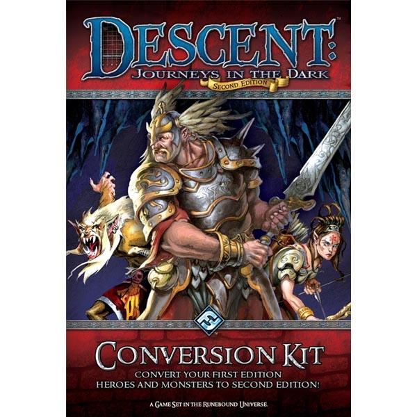 Descent 2nd Edition Conversion Kit