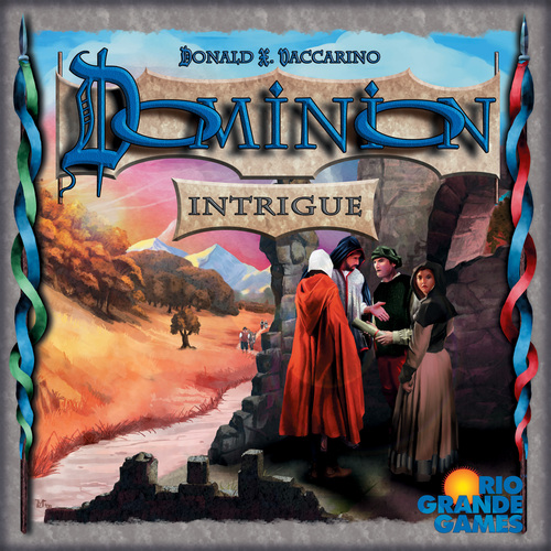 Dominion Intrigue (edycja angielska) (uszkodzony)