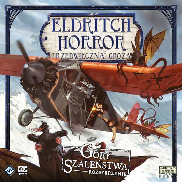 Eldritch Horror - Góry Szaleństwa