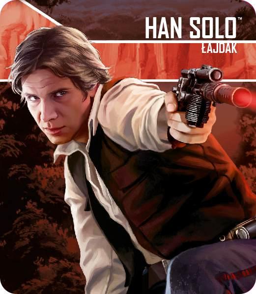 Star Wars: Imperium Atakuje  Han Solo: Łajdak