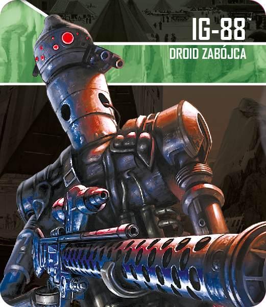 Star Wars: Imperium Atakuje  IG-88 Droid Zabójca