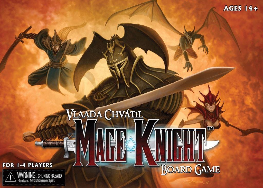 Mage Knight (edycja angielska)