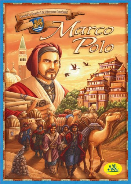 The Voyages of Marco Polo (edycja angielska)