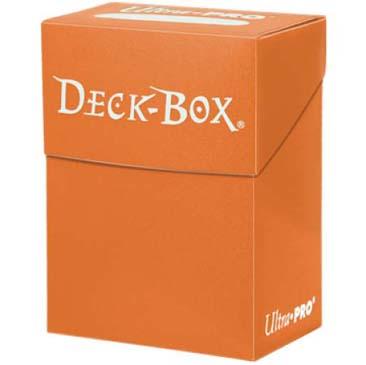 Deck Box - Orange