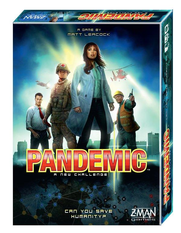 Pandemic (edycja angielska 2013)