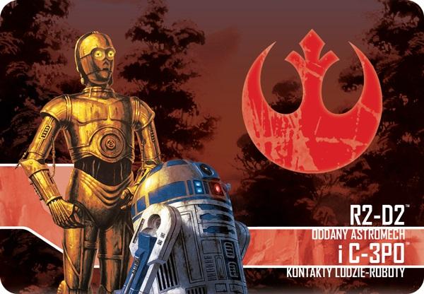 Star Wars: Imperium Atakuje  R2D2 i C-3PO