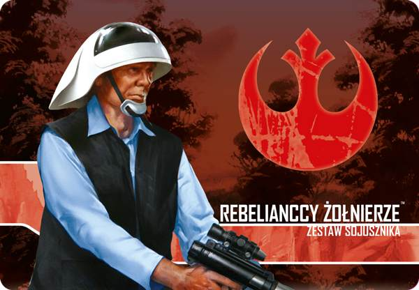 Star Wars: Imperium Atakuje  Rebelianccy Żołnierze