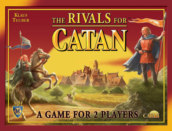 The Rivals of Catan (uszkodzony)
