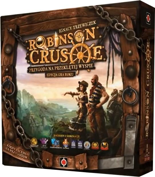 Robinson Crusoe - Edycja Gra Roku - Nowe Wydanie