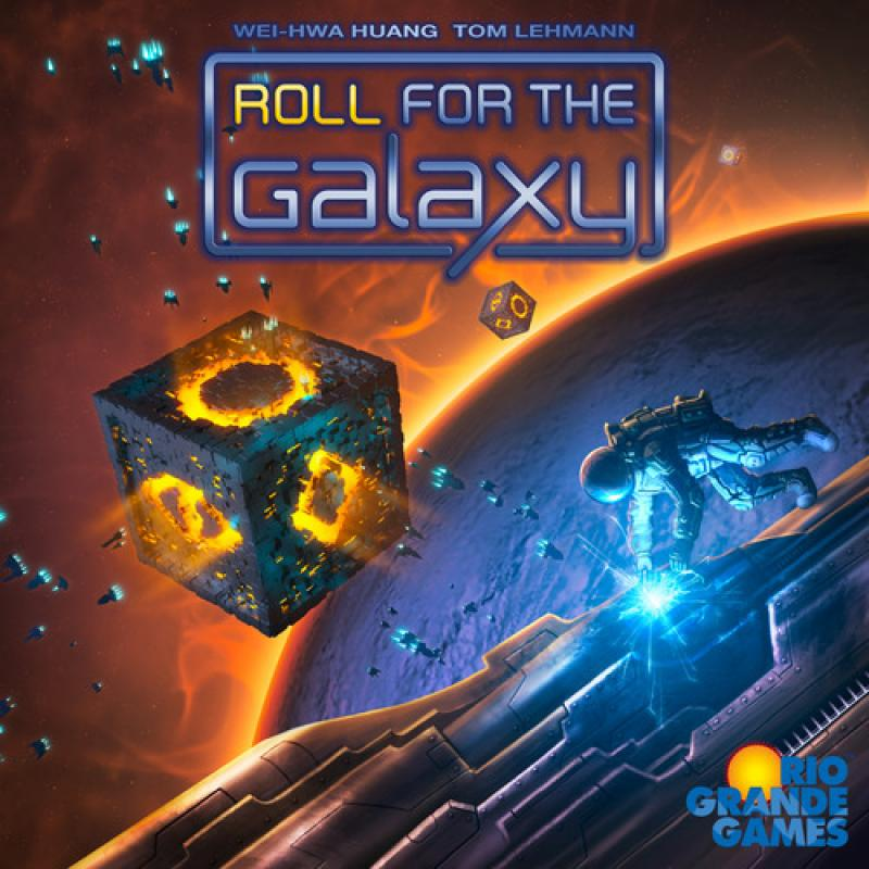 Roll for the Galaxy (edycja angielska)