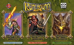 Runebound Awatarowie Kelnova