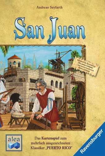 San Juan II edycja (wydanie niemieckie)