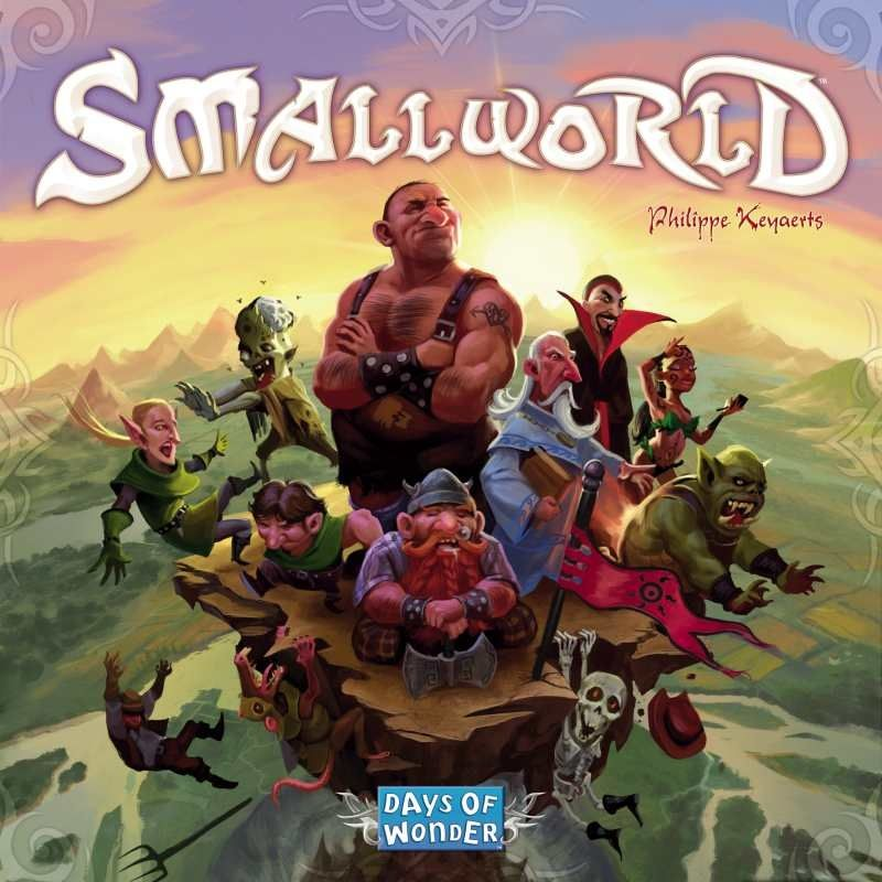Small World (edycja angielska)