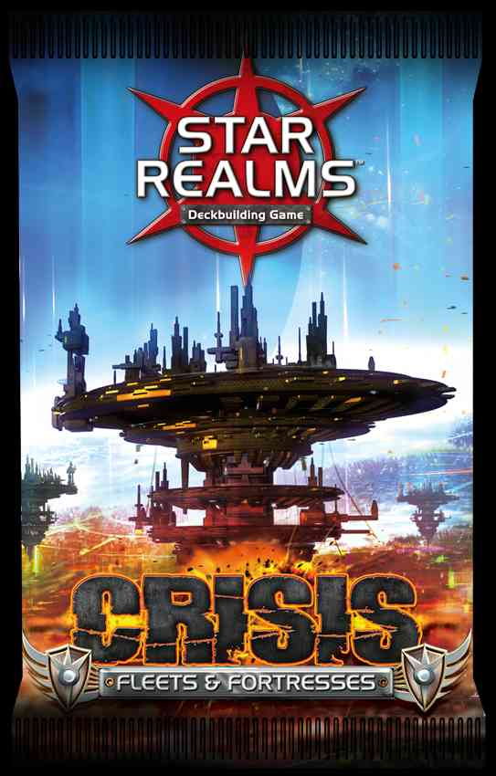 Star Realms: Crisis - Fleets & Fortresses