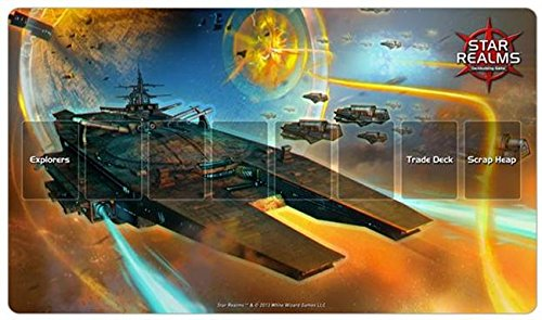 Star Realms War World - Play Mat